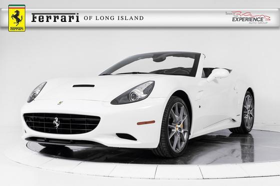 2012 Ferrari California :24 car images available