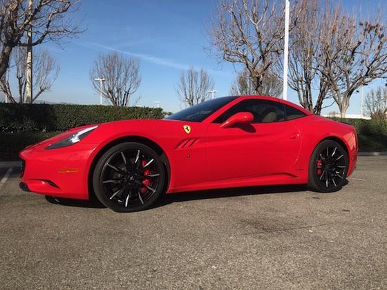 2010 Ferrari California :15 car images available