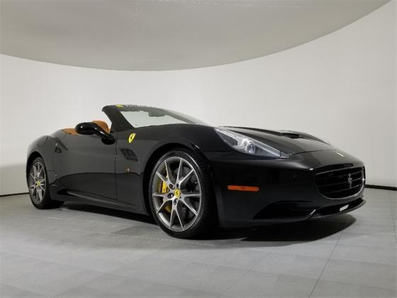 2012 Ferrari California :20 car images available