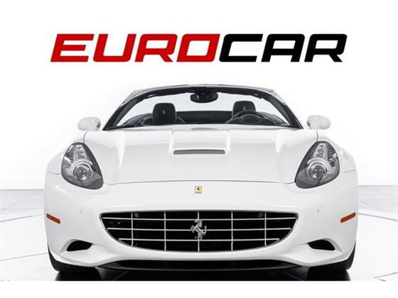 2013 Ferrari California