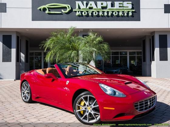 2010 Ferrari California :24 car images available
