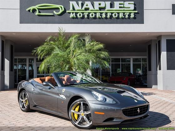 2014 Ferrari California :24 car images available