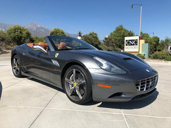 2012 Ferrari California :9 car images available