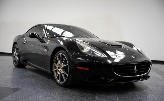 2010 Ferrari California :17 car images available
