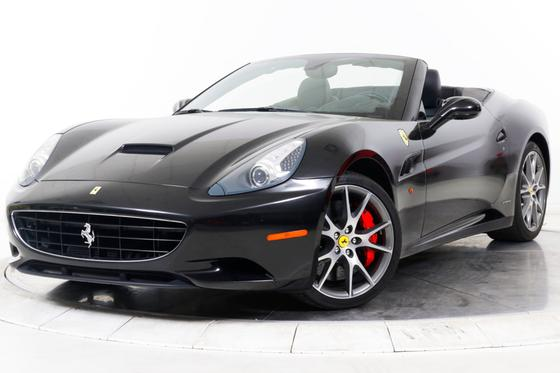 2010 Ferrari California :24 car images available