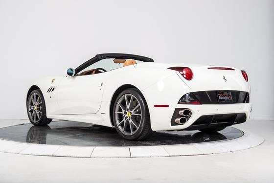 2012 Ferrari California