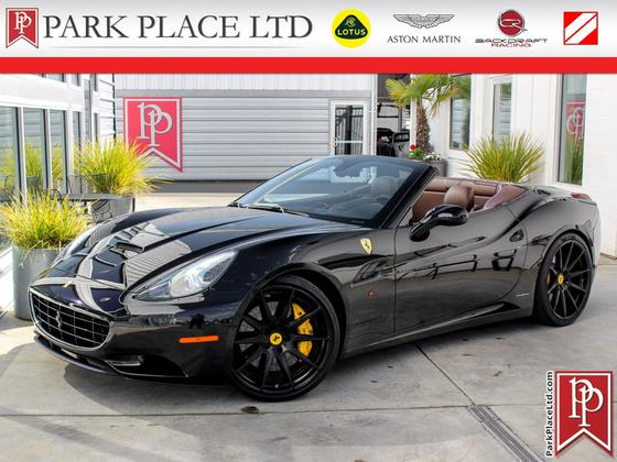 2010 Ferrari California :15 car images available