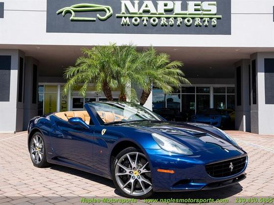 2011 Ferrari California :24 car images available