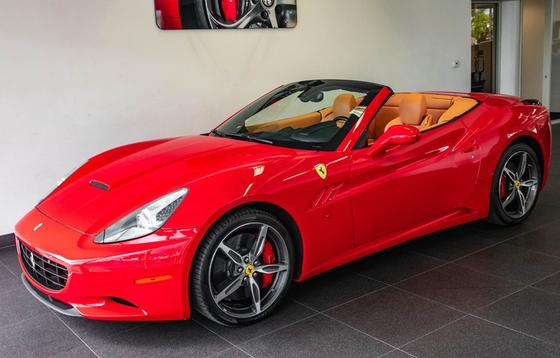 2014 Ferrari California :23 car images available