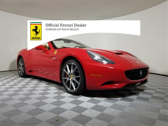 2012 Ferrari California :20 car images available