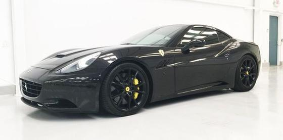 2014 Ferrari California :13 car images available
