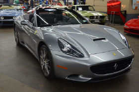 2011 Ferrari California :9 car images available