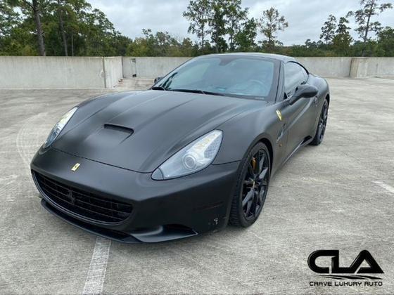 2010 Ferrari California :18 car images available