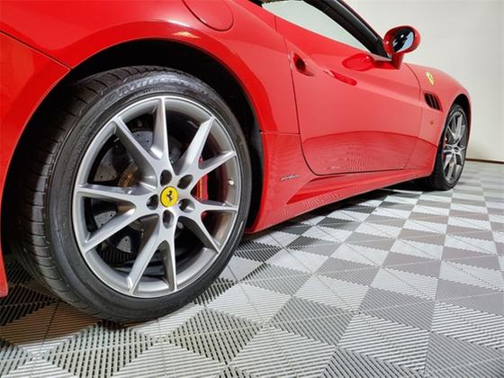 2012 Ferrari California