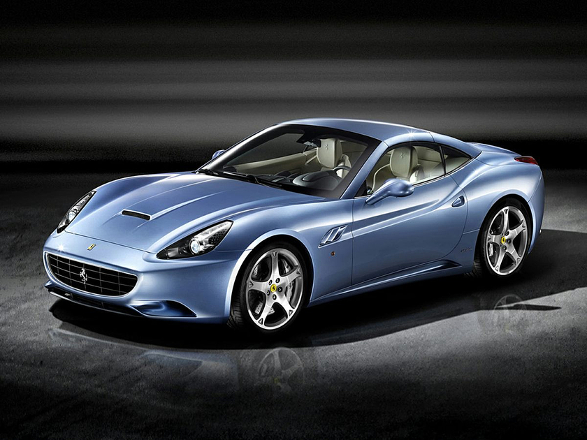 2010 Ferrari California  : Car has generic photo