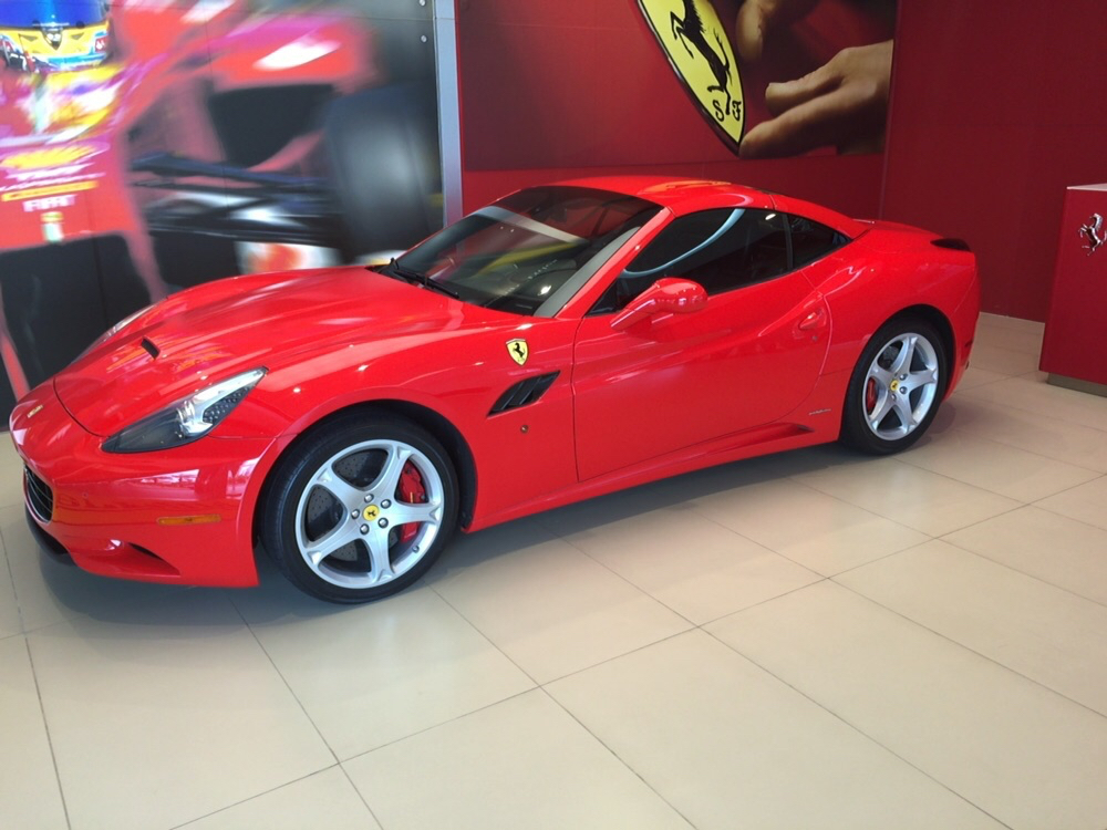 2012 Ferrari California GT:4 car images available