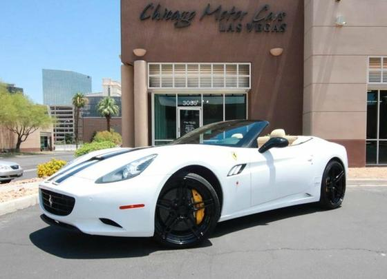2012 Ferrari California GT:24 car images available