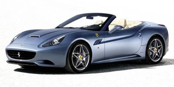 2010 Ferrari California GT : Car has generic photo