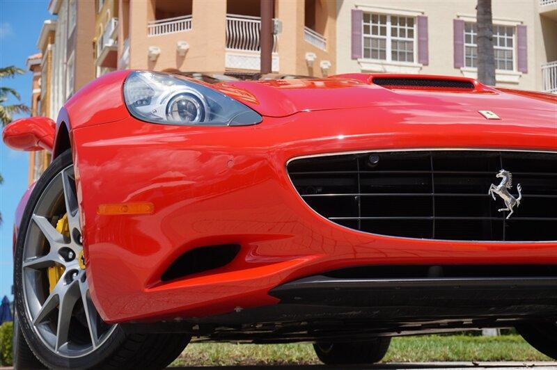 2012 Ferrari California GT