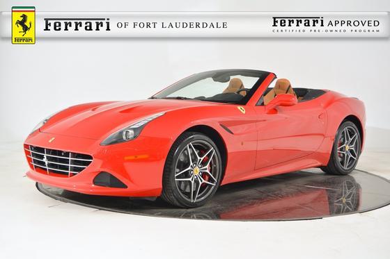 2015 Ferrari California T:24 car images available