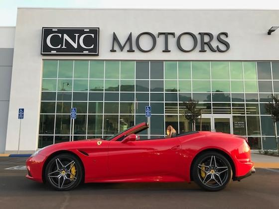 2015 Ferrari California T:12 car images available