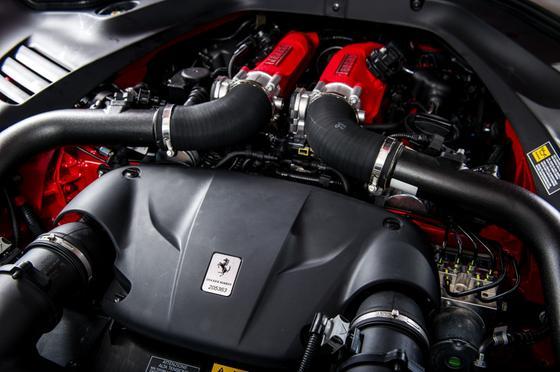 2015 Ferrari California T
