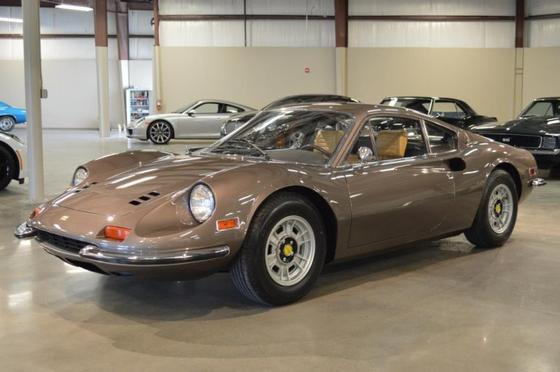 1972 Ferrari Dino 246 GT:9 car images available