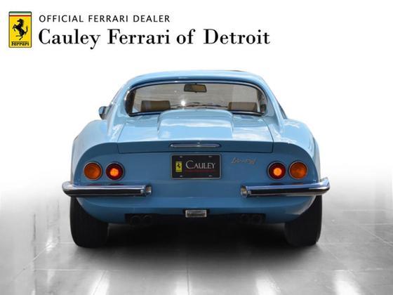 1972 Ferrari Dino 246 GT