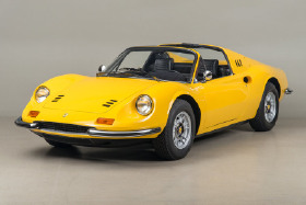 1972 Ferrari Dino 246 GTS:15 car images available