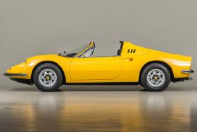 1972 Ferrari Dino 246 GTS