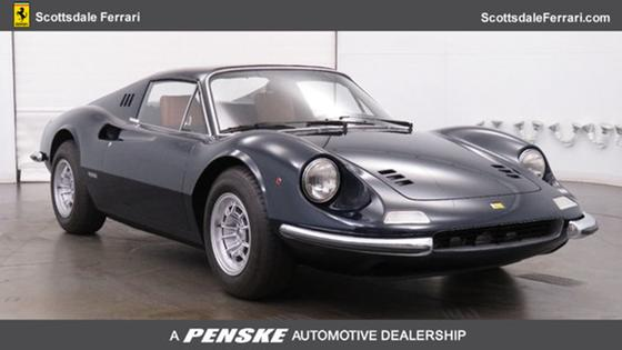 1973 Ferrari Dino 246 GTS:24 car images available