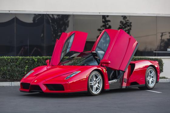 2003 Ferrari Enzo :18 car images available