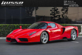 2003 Ferrari Enzo :12 car images available