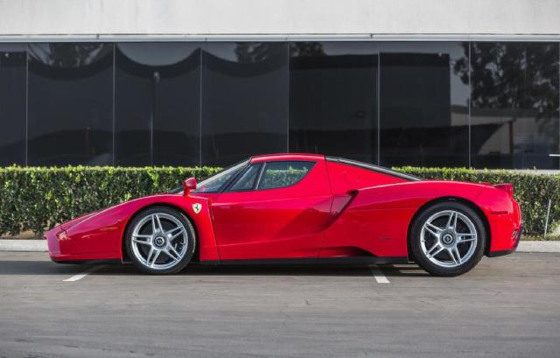 2003 Ferrari Enzo For Sale In Costa Mesa, CA