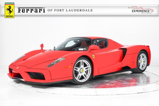 2003 Ferrari Enzo :24 car images available