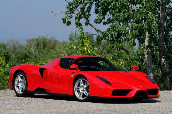 2003 Ferrari Enzo :5 car images available