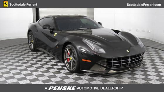2015 Ferrari F12 :24 car images available