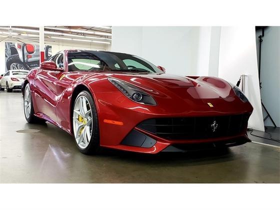 2014 Ferrari F12 :4 car images available