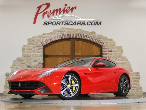 2013 Ferrari F12 :24 car images available