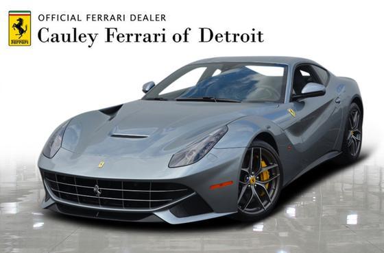2017 Ferrari F12 :24 car images available