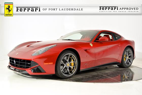 2016 Ferrari F12 Berlinetta :24 car images available
