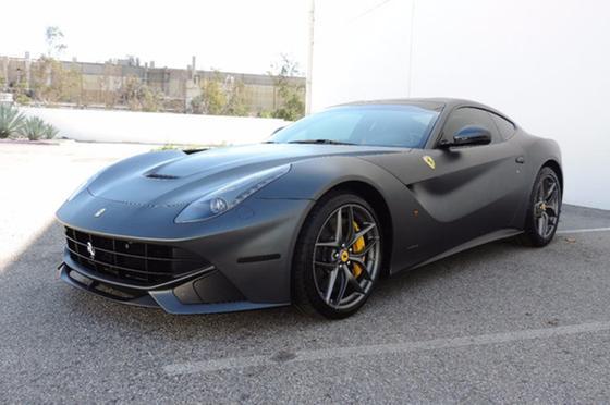 2015 Ferrari F12 Berlinetta :24 car images available