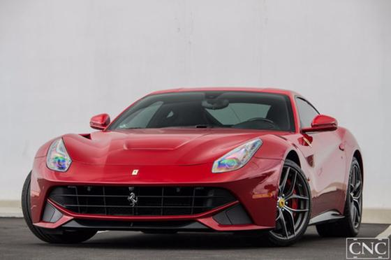 2015 Ferrari F12 Berlinetta :24 car images available