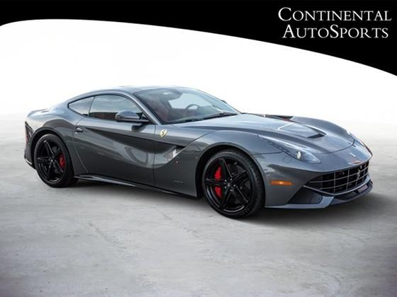 2014 Ferrari F12 Berlinetta :24 car images available