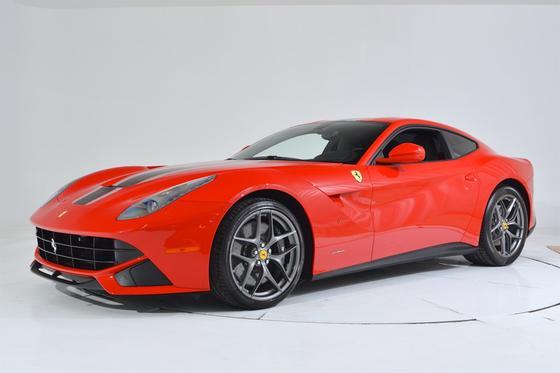 2017 Ferrari F12 Berlinetta :24 car images available