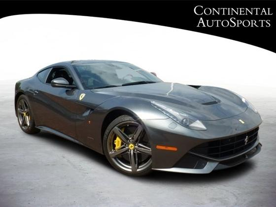 2014 Ferrari F12 Berlinetta:23 car images available