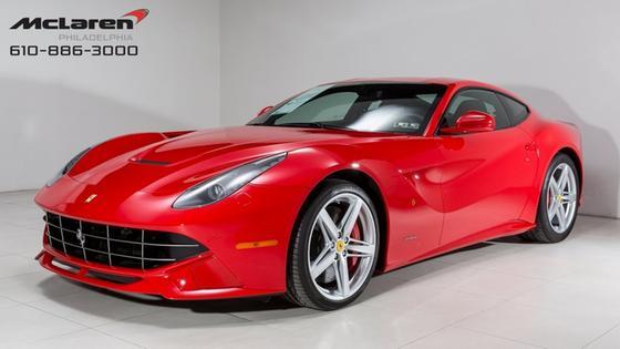 2014 Ferrari F12 Berlinetta:20 car images available