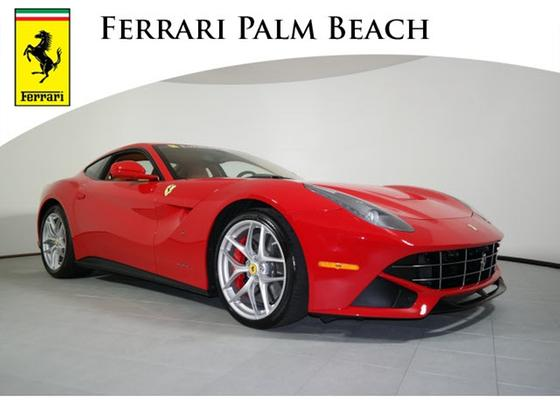 2016 Ferrari F12 Berlinetta:20 car images available