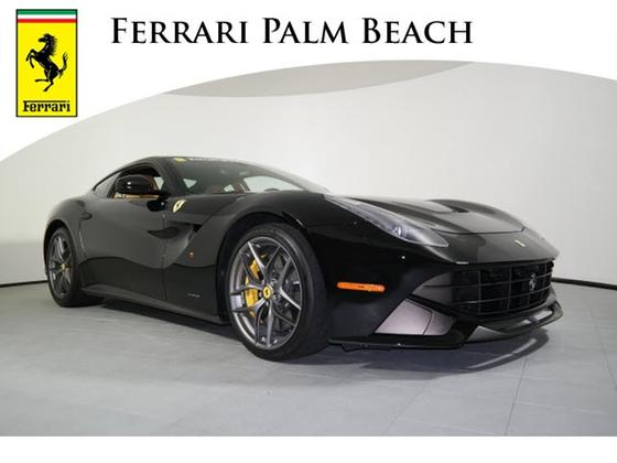 2015 Ferrari F12 Berlinetta:20 car images available