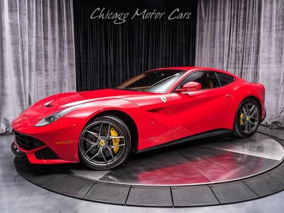 2015 Ferrari F12 Berlinetta:24 car images available
